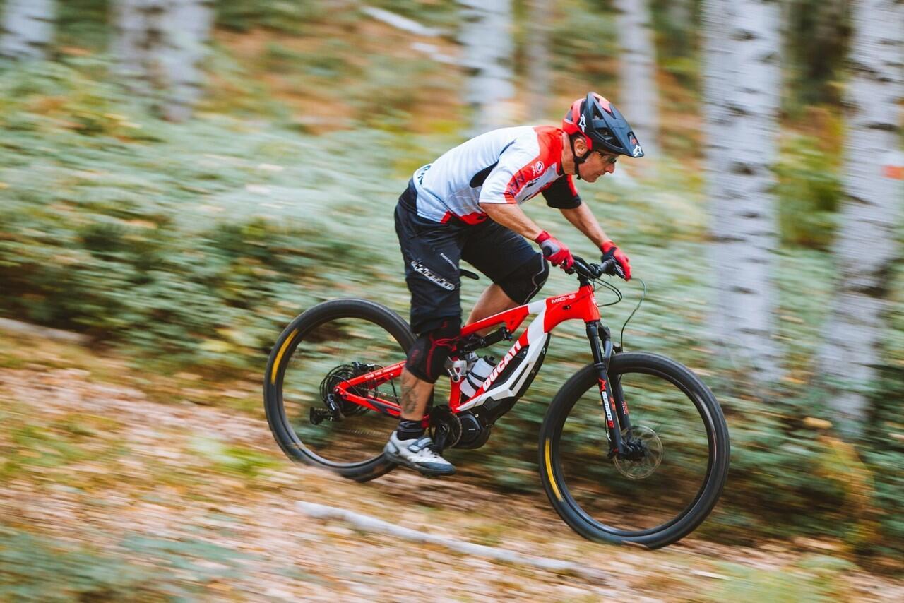 Selain Bikin Moge, Ducati Juga Produksi Sepeda Gunung, Harganya Setara Satu Mobil