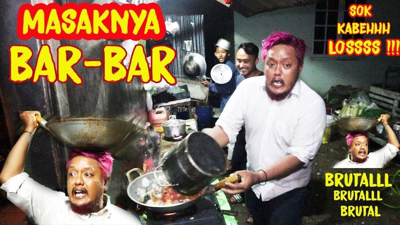 Lagi Viral Gan! Babalu Cafe, Cara Masak Yang Bikin Takut Tapi Juga Bikin Ngakak!