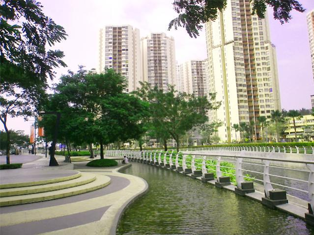 Sungai Jernih Di Jakarta? Mana Ada Sih!