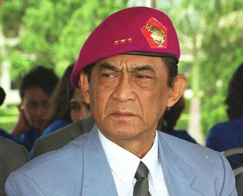 Berikut Sederet Ketua Umum PSSI Berpangkat Bintang di Pundak
