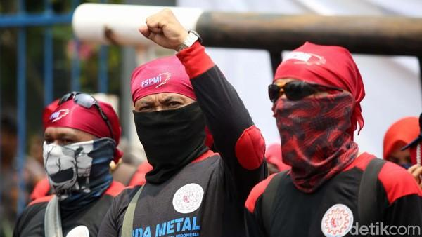 UMP 2020 Naik 8,51%, Buruh: Sangat Menyakitkan Kami