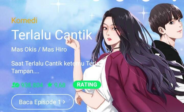 Webtoon Terpopuler di Indonesia Saat Ini, No 3 Bikin Netizen Salah Paham!