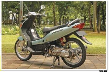 Inovasi Motor Yamaha Dari Tahun Ke Tahun Part 1