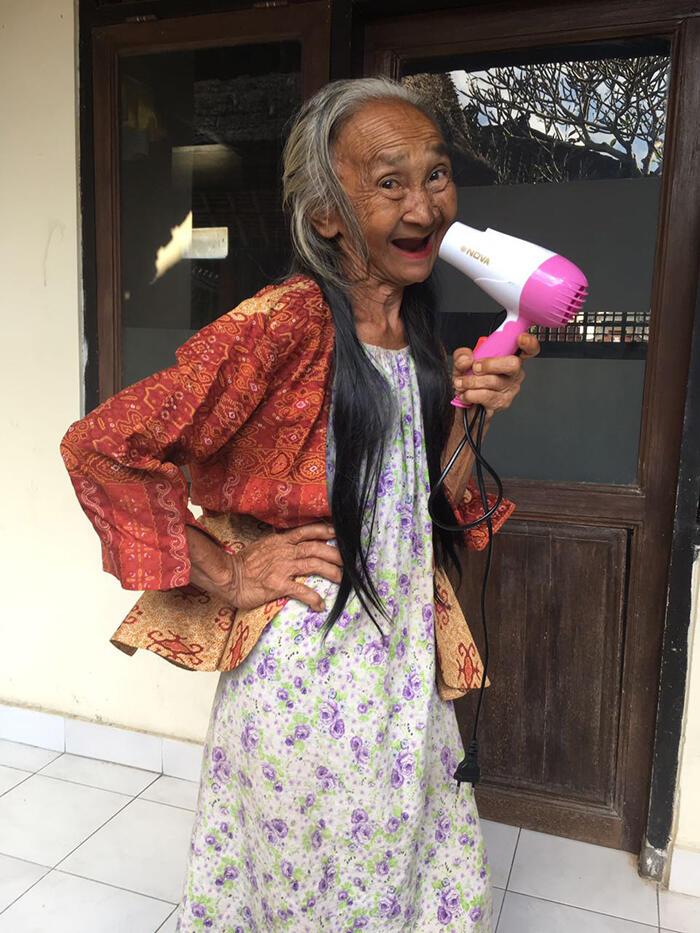 Swag Abis! Nenek-Nenek Kekinian Beraksi, Milenial Kalah Hitz Gan