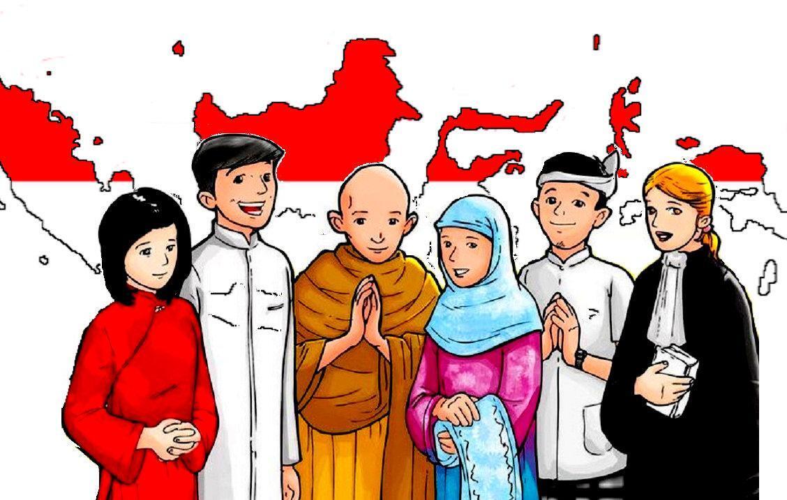 Pluralitas Perbedaan Agama