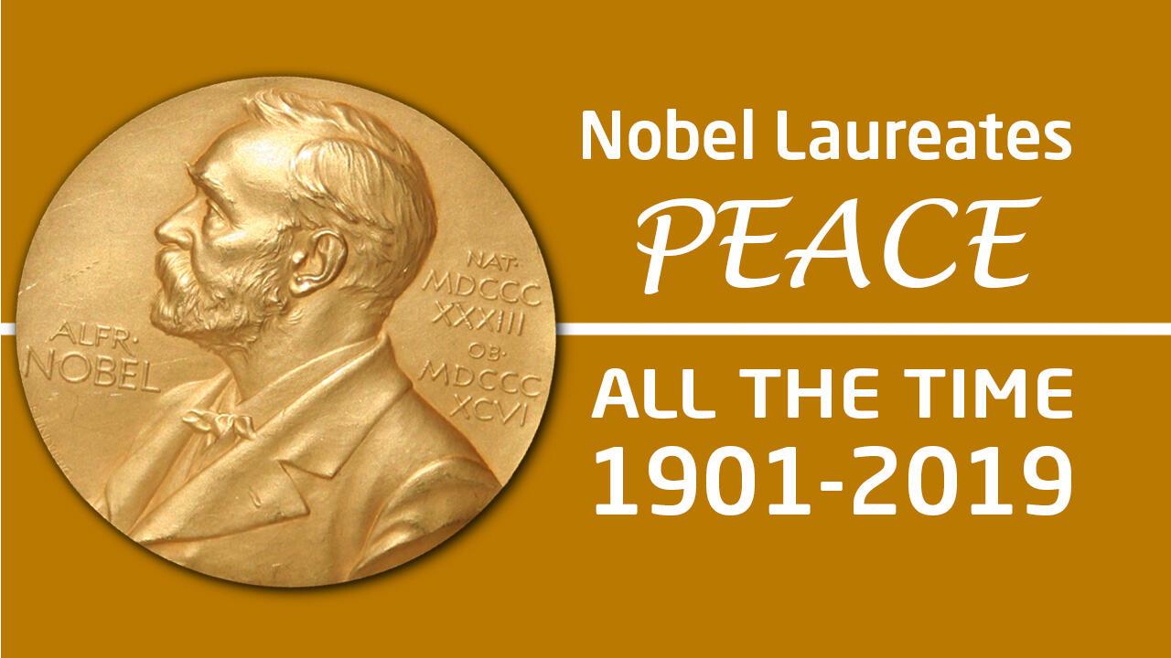 Melihat Peraih Nobel Kedamaian Sepanjang Waktu