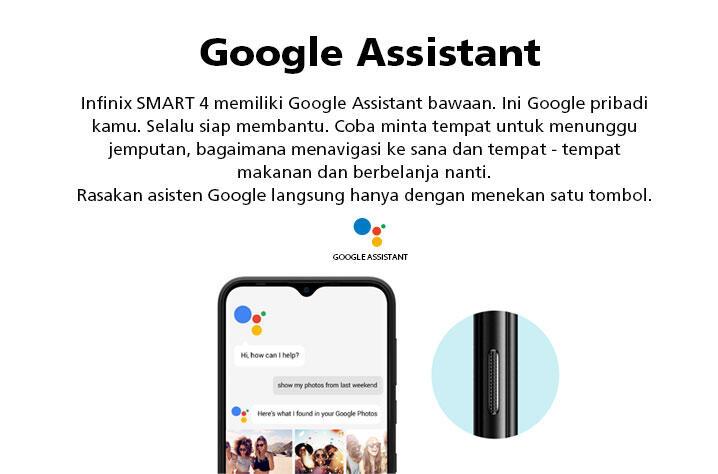 INFINIX SMART 4 RESMI MELUNCUR DI INDONESIA DENGAN HARGA 999