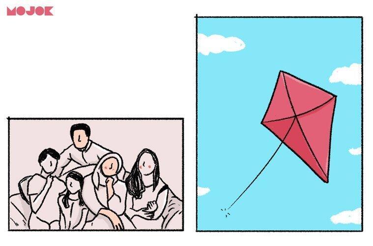 Izinkan Poligami atau Ikuti Jejak Kisah Viral Layangan Putus? Hidup Itu Pilihan Sis!