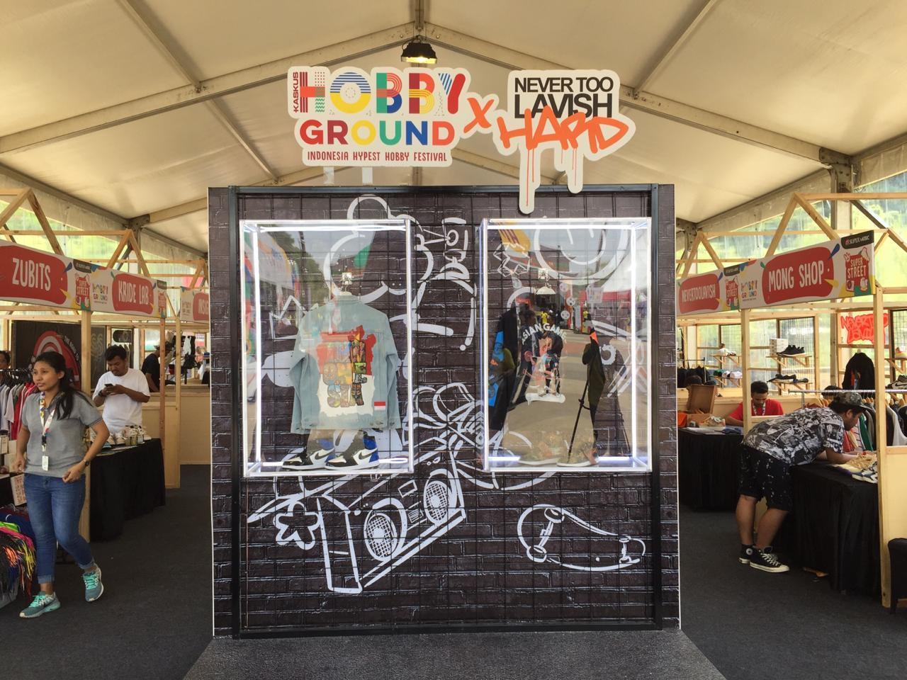 Keseruan Super Street Island di KASKUS HobbyGround Bikin Gak Bisa Move On!