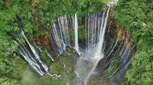 Air Terjun Indah Tumpak Sewu, Niagara Waterfall Asal Lumajang