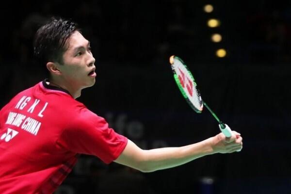 Anthony Ginting Disingkirkan Wakil Hong Kong di Fuzhou China Open 2019