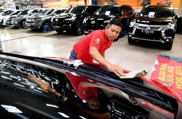 BPS: Produksi Mobil Hingga Semen Naik di Triwulan III-2019
