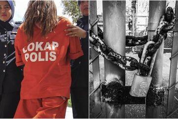Karena Baju Tahanan Jelek, KORUPTOR Ini Merengek Pengen Pulang