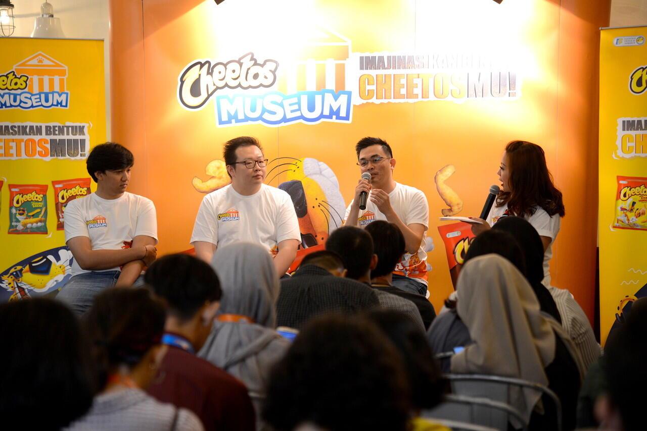 Main Ke Museum Cheetos Pertama di Indonesia Yuk, Cuma Sampai 10 November 2019!