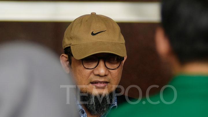 Dilaporkan Oleh Dewi Tanjung, Novel Baswedan: Cari Sensasi