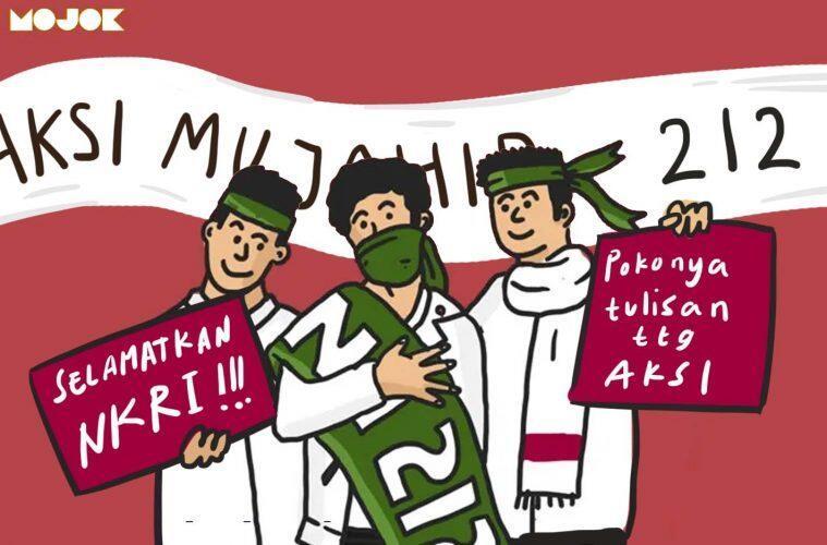 Habib Rizieq dan Anies Baswedan Diprediksi Hadiri Reuni 212 Di Monas Desember 2019🔥