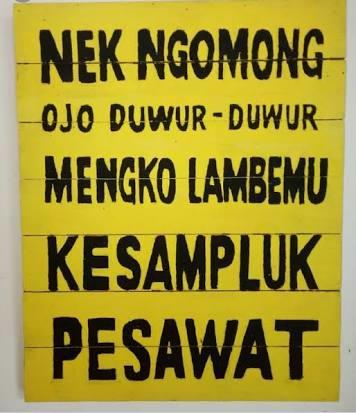 9 Meme Dalam Bahasa Jawa yang Kocak Abis