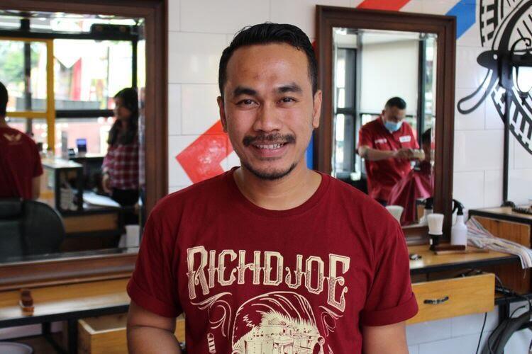 Sosok Sukses Richdjoe, Pemilik Barbershop Premium Sekaligus Ketua HIPMI Kota Malang