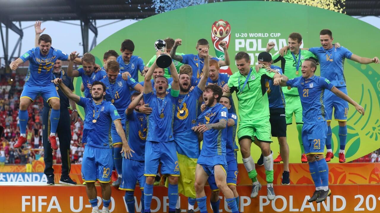 Simbol Kebangkitan Sepakbola Ukraina