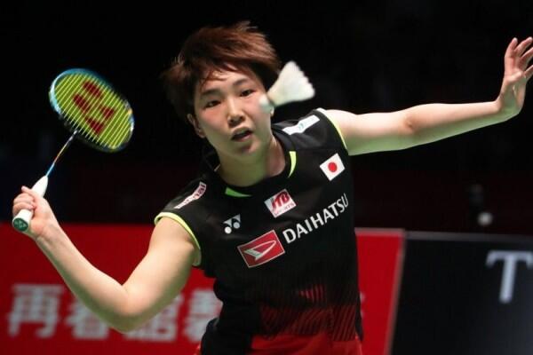 Wah, Akane Yamaguchi Kalah di Babak Pertama Fuzhou China Open 2019!