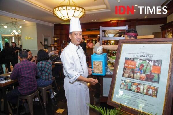 Gelar Festival Street Food, Hotel Ini Hadirkan Makanan Khas Spesial
