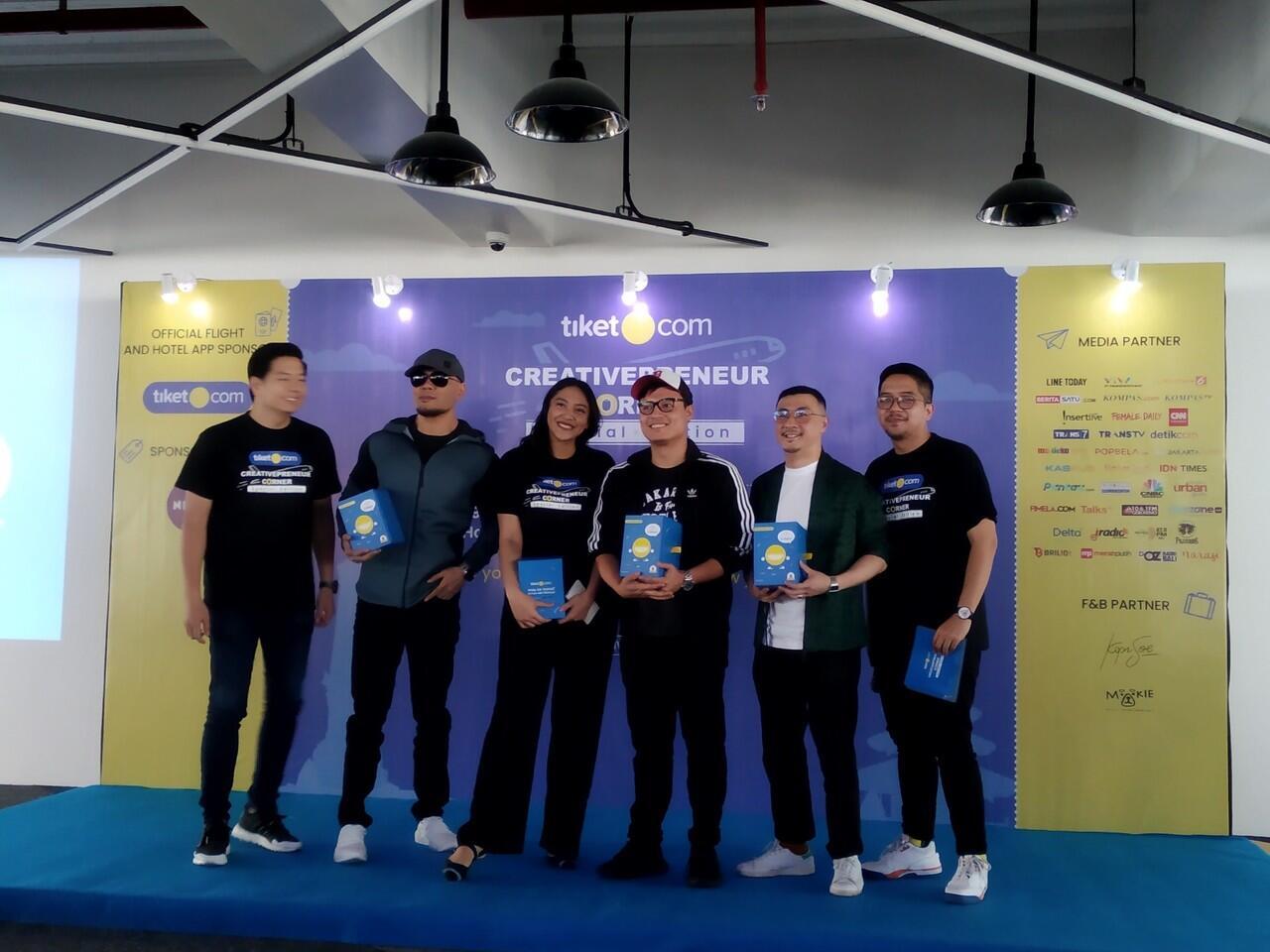 Creativepreneur Corner Special Edition 2019 Hadir dengan Line Up yang Makin Kece