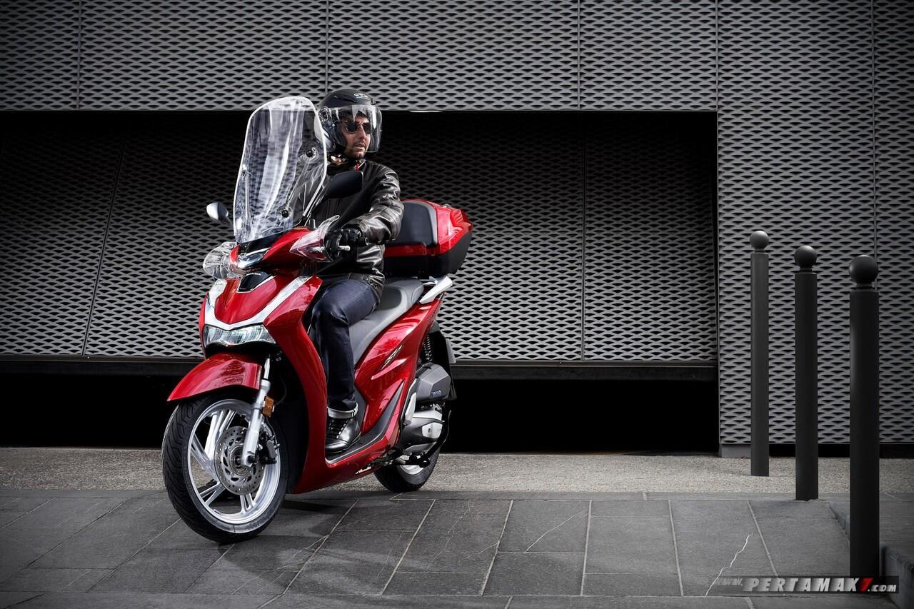 Motor Matic Honda Generasi 125cc Terbaru Akhirnya Sudah Pakai 4 Klep, Tenaga Jengat