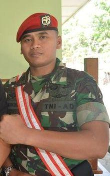 Kisah anak tukang becak yang meraih mimpinya menjadi Perwira TNI