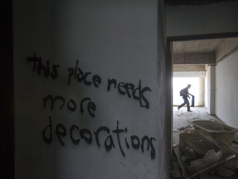 Bahaya dan Berhantu, Gedung Terlantar di Bangkok Laris Disambangi Turis