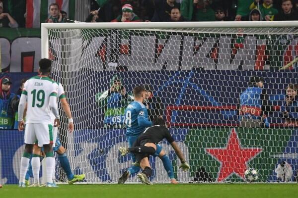 1 Gol Aaron Ramsey Mampu Ukir 2 Rekor untuk Juventus di Liga Champions
