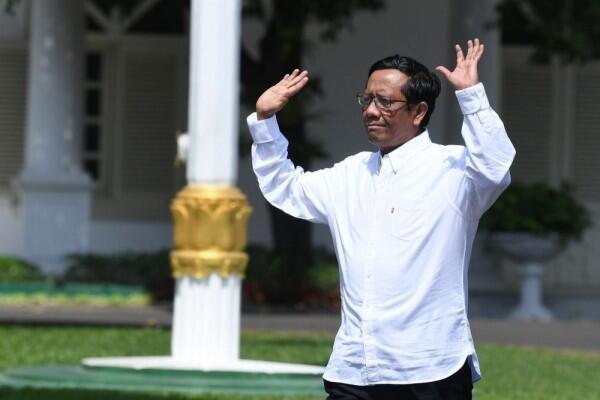 Beda Sikap Mahfud MD soal Perppu KPK Sebelum dan Sesudah di Kabinet