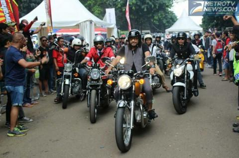 Community Distinguished Gentleman's Ride, Peduli Penderita Kanker Indonesia!