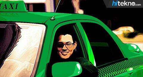 Antar Penumpang Wanita, Sopir Taksol Kaget Temukan Benda Ini di Mobilnya