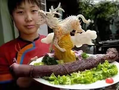 Ada Yang Mau Coba Makanan Ini?