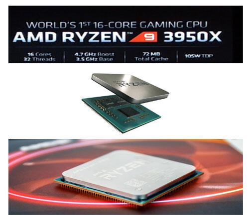 Ryzen 9 3950X Prosesor Paling Powerful Di Kelas 16-Core