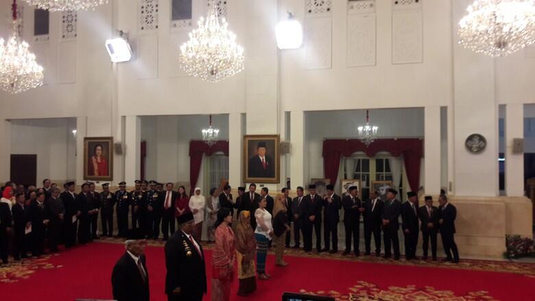 6 Tokoh Resmi Diberi Gelar Pahlawan Nasional: Kahar Mudzakkir-Ruhana Kuddus