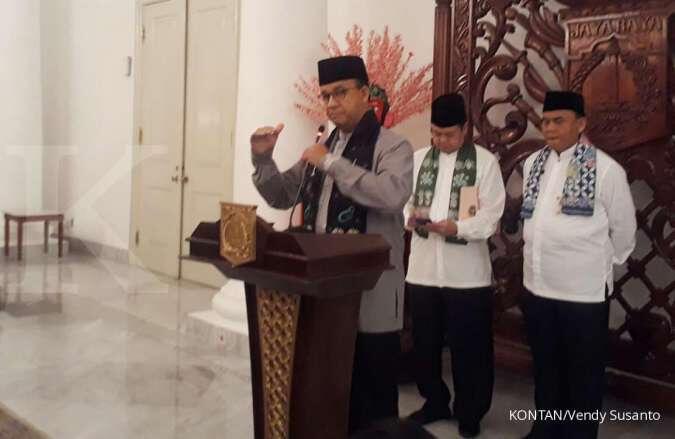 Polemik anggaran janggal DKI Jakarta, ada pasir hingga cat tembok buat siswa