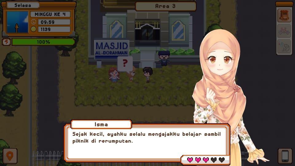 Citampi Stories, Game Besutan Karya Anak Bangsa