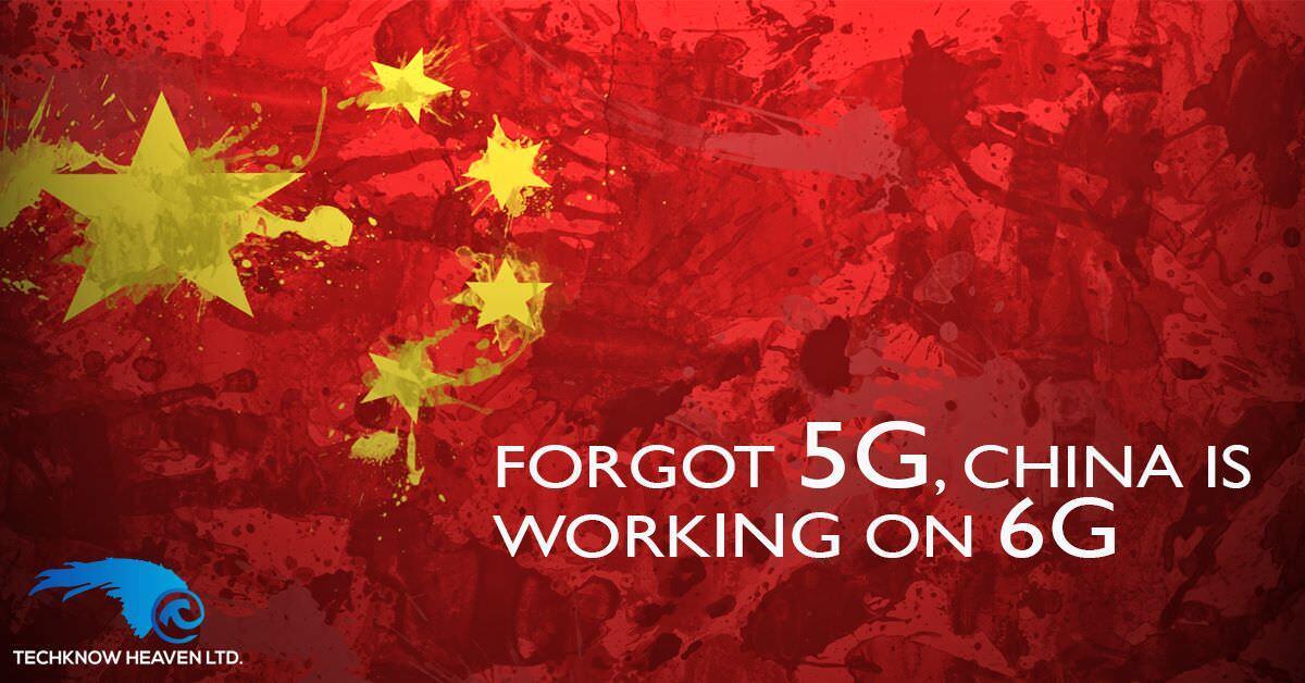 Lupakan 5G, Tiongkok Siapkan Teknologi 6G