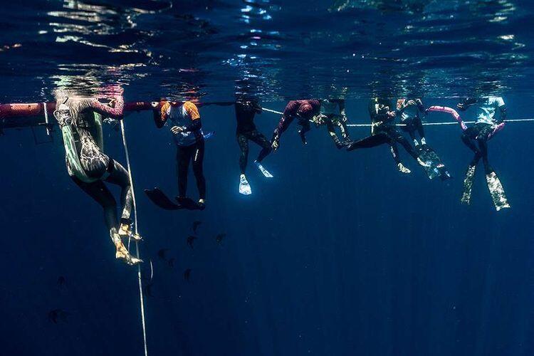 Kompetisi Sabang Freediving Internasional Diramaikan 40 Atlet dari 17 Negara