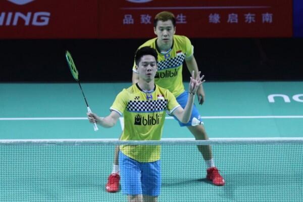The Minions Berhasil Lolos ke Semifinal Fuzhou China Open 2019