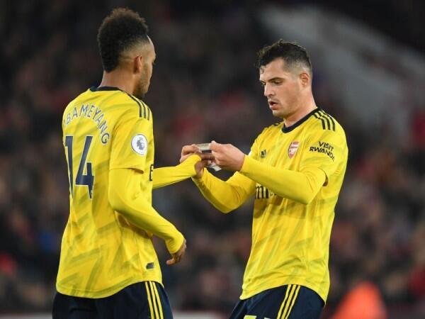 Arsenal Krisis, Aubameyang Bakal Hijrah ke Real Madrid?
