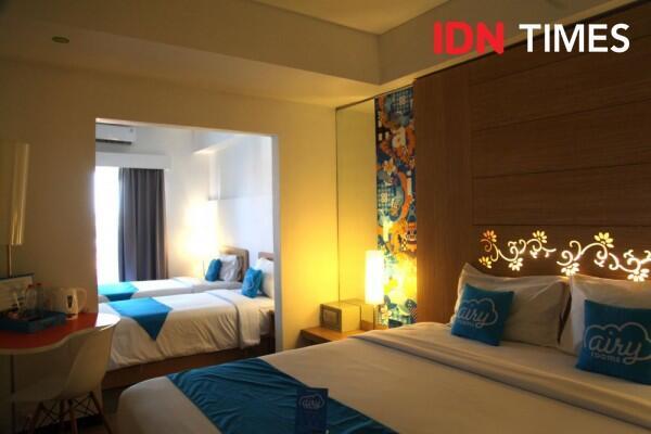 Resmikan Hotel Premium di Seminyak Bali, Airy Targetkan Pasar Menengah