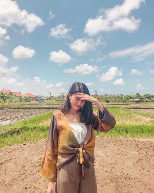 10 Potret Terkini Saktia JKT48, Semakin Dewasa Setelah Graduate Lho!