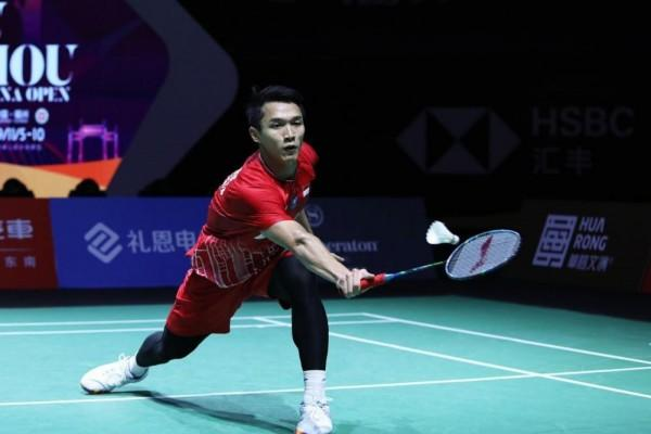 Jadwal Main 4 Wakil Indonesia di Perempat Final Fuzhou China Open 2019