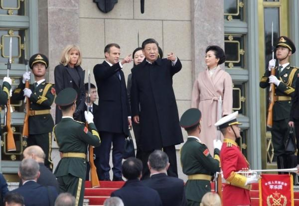 Emmanuel Macron Klaim NATO Alami Kematian Otak