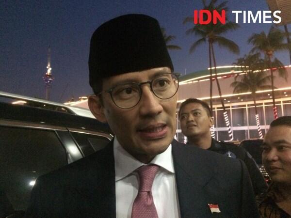 Ditawari Kursi Wakil Gubernur DKI Lagi, Begini Jawaban Sandiaga Uno