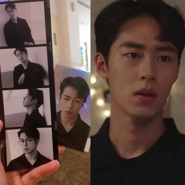 Bagai Pinang Dibelah Dua, 9 Potret Kemiripan Lee Jae Wook & Dawon SF9