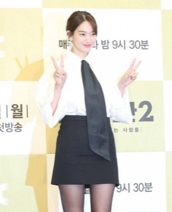 Main Drama Baru, 10 Potret Memesona Shin Min Ah yang Awet Muda