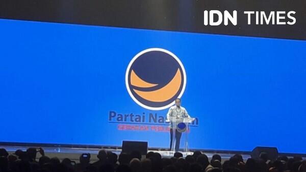 Anies Baswedan Buka Kongres NasDem, Jokowi Hadir di Bagian Penutup